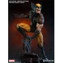 Sideshow - Premium Format™ - Wolverine Brown Costume