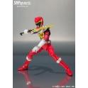 Bandai - S.H.Figuarts - Kyoryu Red