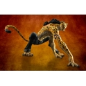"Excellent Model - Portrait.Of.Pirates - ONE PIECE ""MAS\"" Rob Lucci Leopard"
