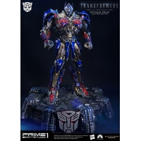 Prime1 Studio - Transformers : Age of Extinction Optimus Prime (Ultimate Version) Statue