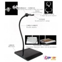 PLAY TOY 1/6 F005 ACTION FIGURE STAND -  Black 35cm