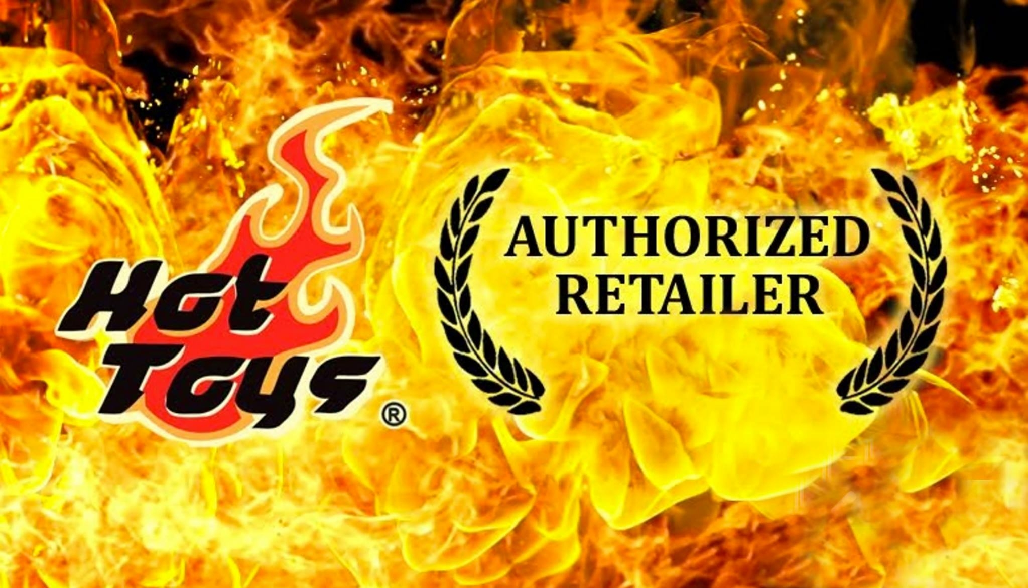 Hot Toys Authorized Retailer